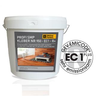 Parkettklebstoff SMP Kleber Nr. 950 EC 1 - R+ (100% weichmacherfrei)